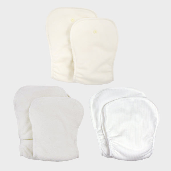 Inserts for the One-Size Cloth Nappy