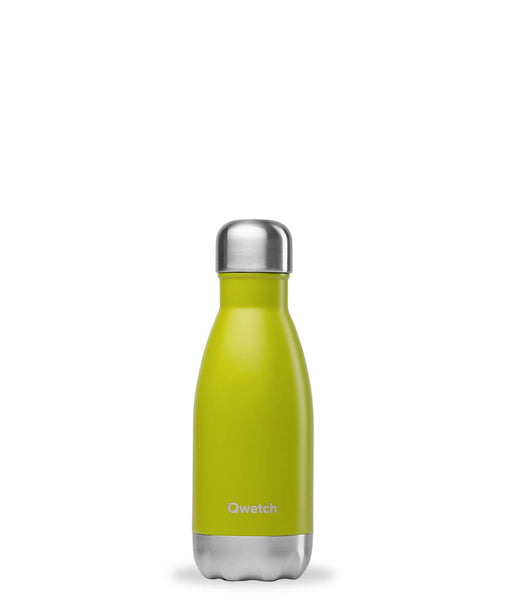 Quetch Insulated Stainless Steel Bottle - Green Anise