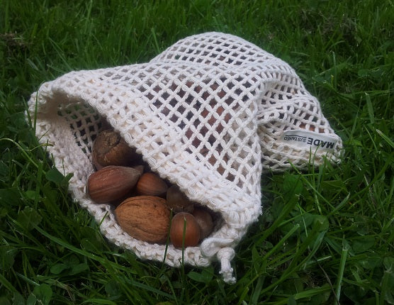 Small Net Bag – Organic cotton