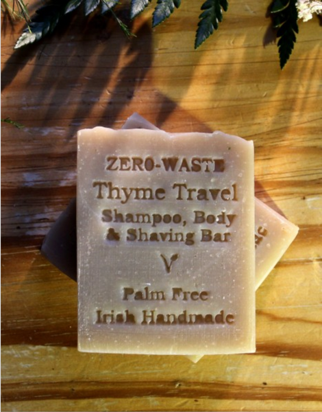 Thyme Travel Soap/Shampoo Bar