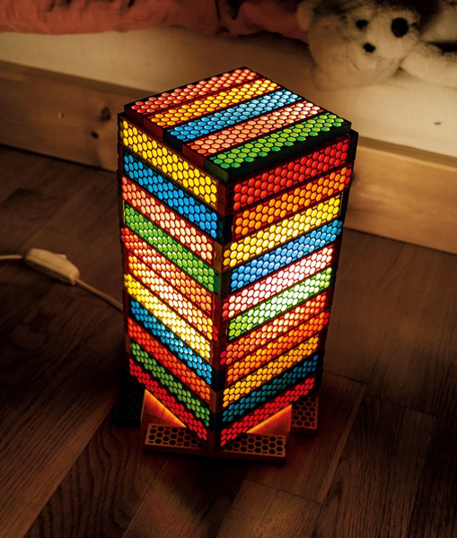 Bioblo eco rainbow construction blocks