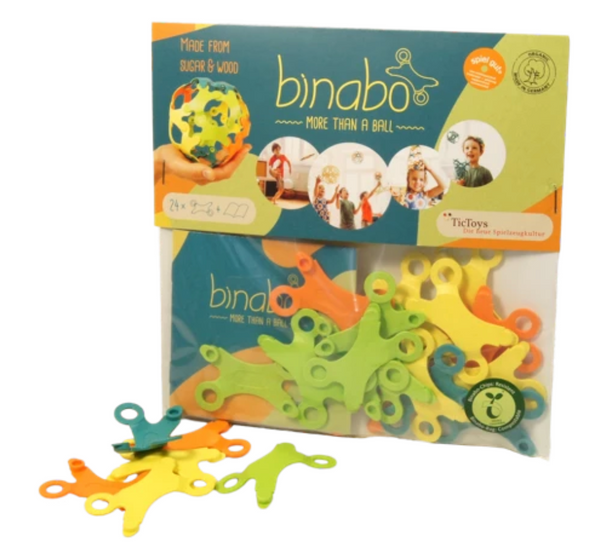 Binabo flexible construction chips