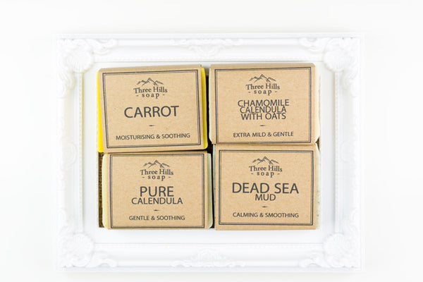 Three Hills Sensitive Skin Soaps