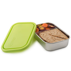 Divided Rectangle Food Container