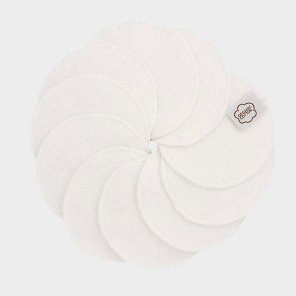 Cotton Cleansing Pads - 10 pack