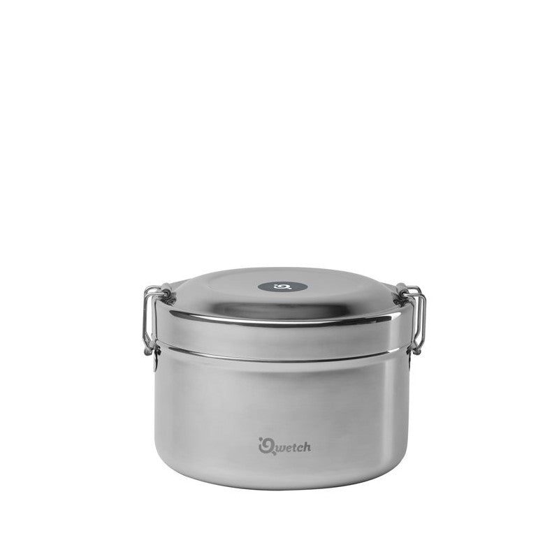 Insulated Stainless Steel Bento Box - 850ml