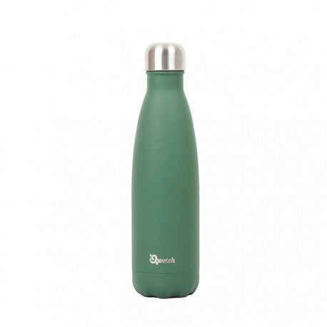 Insulated Stainless Steel Bottle - Granite Khaki - 500ml
