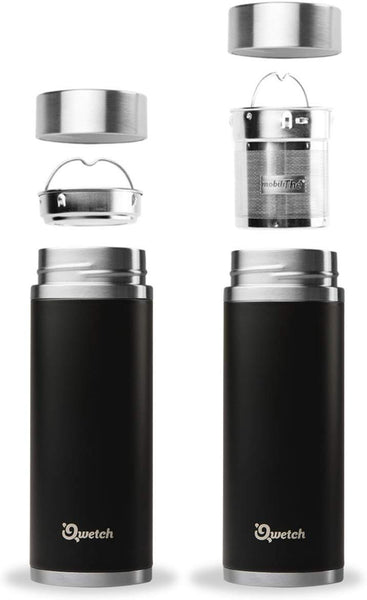 Stainless Steel Vacuum insulated Travel Tea mug - 300ml