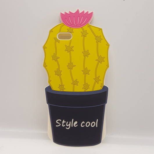 Stay Cool Cactus iPhone Case