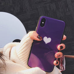 Be Loved Heart iPhone Case