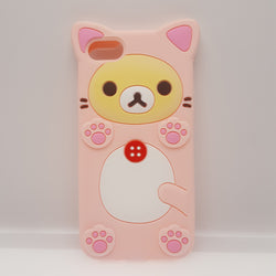 Button Kitty iPhone Case