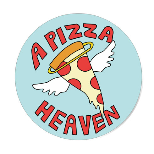 A Pizza Heaven Pop