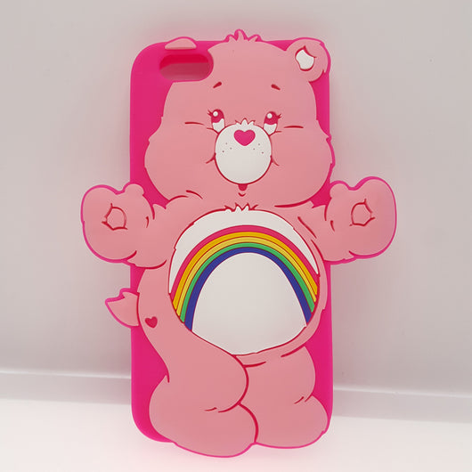 Rainbow Care Bear iPhone Case