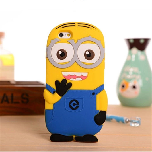Minion 3D iPhone Case