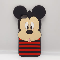 Surprised Mickey iPhone Case