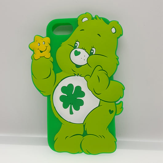 Lucky Care Bear iPhone Case