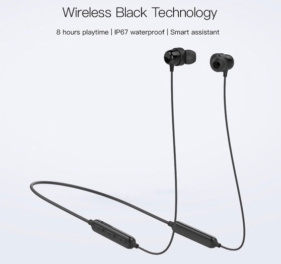 Temp Bluetooth Headphones