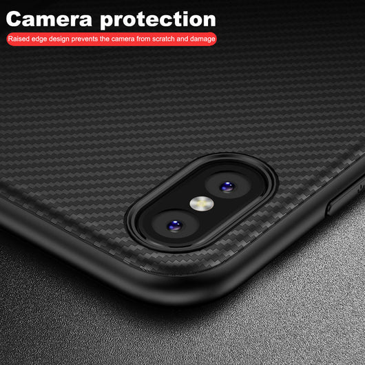 iPhone X Case Armor Soft Flexible TPU Case Cover