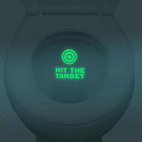 Hit The Target - Glow in the dark