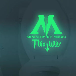 Ministry Of Magic - Glow in the dark