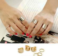 Load image into Gallery viewer, 6 Pcs Look Every Inch Chic Ring