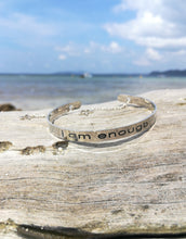 Load image into Gallery viewer, I Am Enough Bracelet