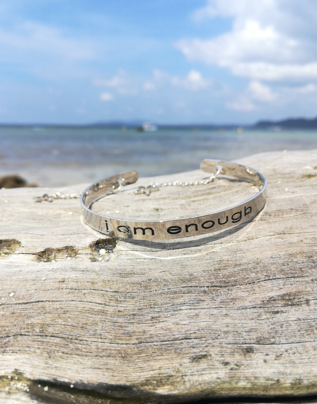 I Am Enough Bracelet