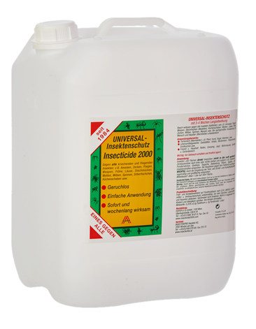 Insecticide 5 Liter Kanister