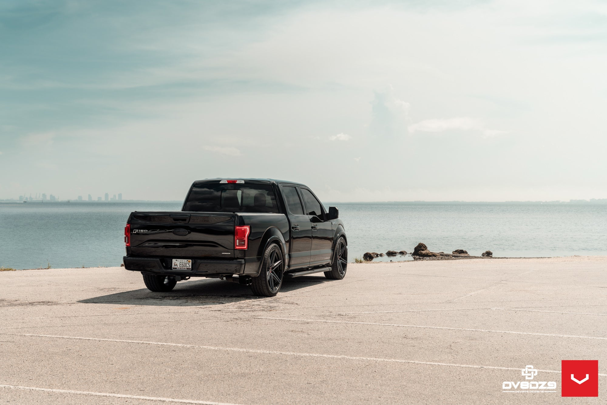 2016 Ford F150 Lariat Edition | Jared G. | Deviate Dezigns