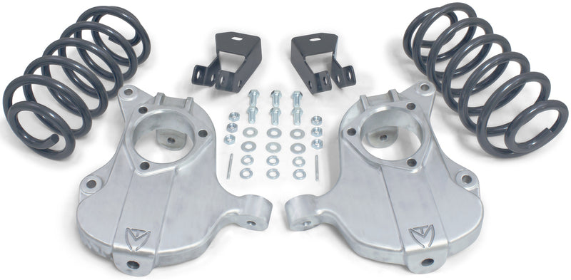 "Maxtrac - 2015-2020 Cadillac Escalade ESV 2wd 2/3"" Lowering Kit 