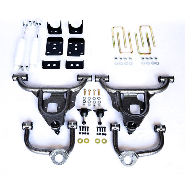IHC Suspension - 4/6 Lowering Kit | Ford F150 2015-2020 | 2wd-Lowering Kit-Deviate Dezigns (DV8DZ9)