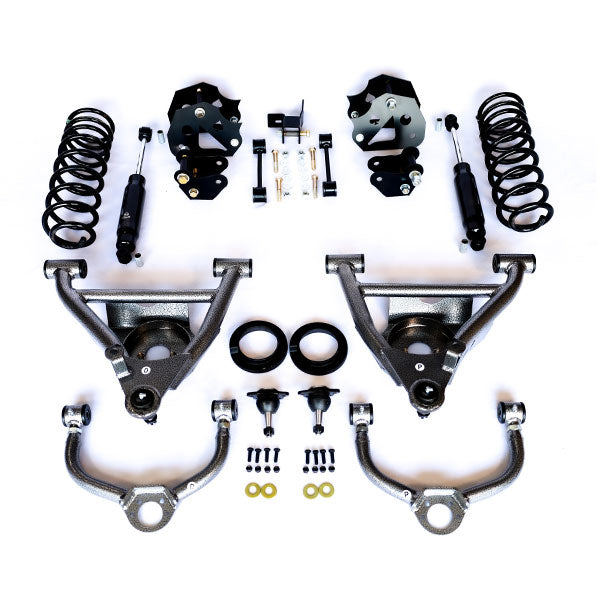 IHC - 2009-2018 RAM 1500 4WD 3/5 Lowering Kit-Suspension-Deviate Dezigns (DV8DZ9)