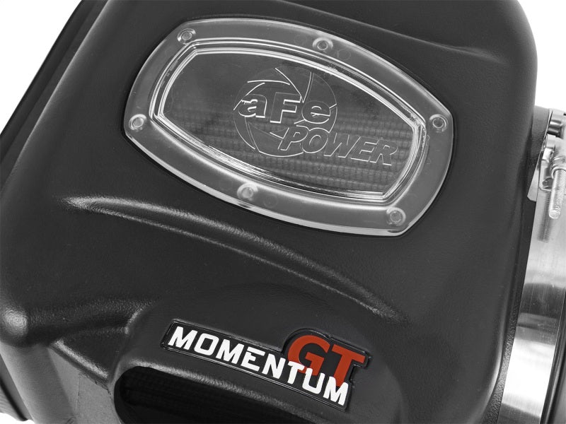 aFe Momentum GT PRO DRY S Stage-2 Intake System 09-16 GM Silverado/Sierra 2500/3500HD 6.0L V8-Cold Air Intakes-Deviate Dezigns (DV8DZ9)