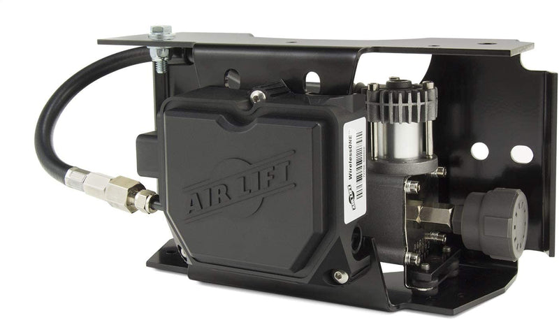 Air Lift - WirelessONE Compressor (2nd Generation) with EZ Mount-Suspension-Deviate Dezigns (DV8DZ9)