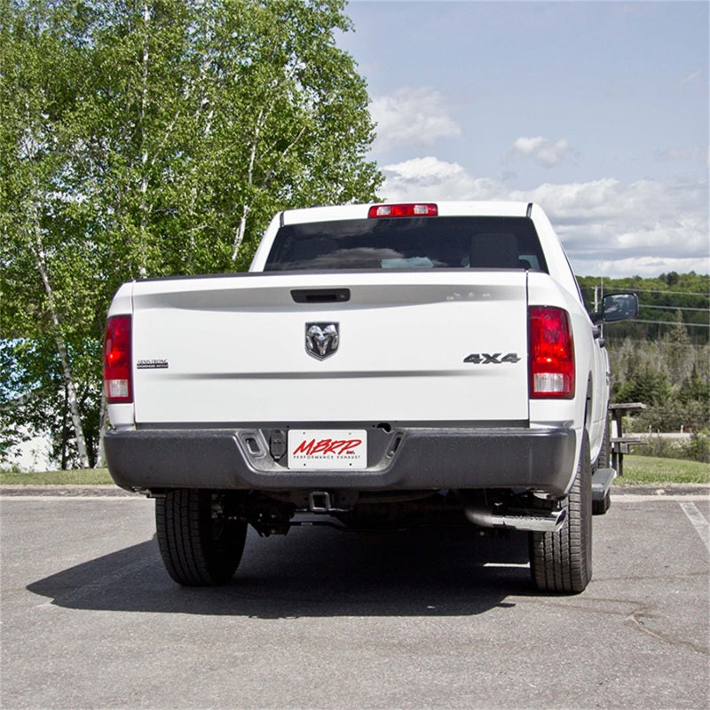 MBRP 2014 Dodge Ram 1500 3.0L EcoDiesel 3.5in Filter Back Exhaust Single Side Exit T409