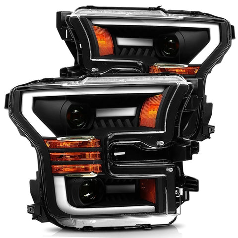 ALPHAREX - PRO | Black | F-150 | 15-17-Lighting-Deviate Dezigns (DV8DZ9)