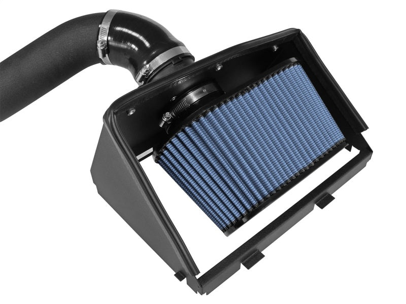 aFe MagnumFORCE XP Air Intake System Stage-2 PRO 5R 2014 Dodge RAM 1500 V6 3.0L Truck (EcoDiesel)-Cold Air Intakes-Deviate Dezigns (DV8DZ9)