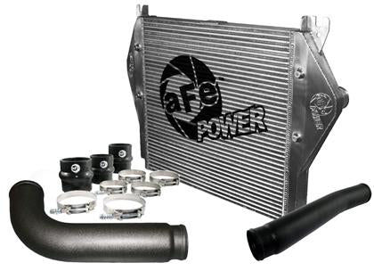 aFe Bladerunner 3in Core Intercooler 2015 Ford F-150 V6 2.7/3.5L (tt)-Performance-Deviate Dezigns (DV8DZ9)