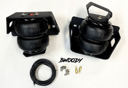 Bwoody - 18+ F-150 Lowered/ Flipped Axel - Air Bag Kit-Suspension-Deviate Dezigns (DV8DZ9)