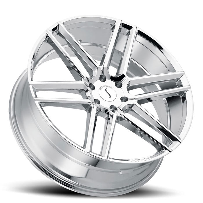 STATUS - Titan | Chrome Wheels-Wheels-Deviate Dezigns (DV8DZ9)