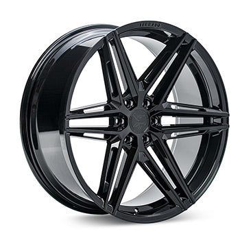 FERRADA - FT4 | Gloss Black-Wheels-Deviate Dezigns (DV8DZ9)
