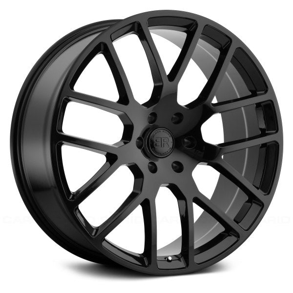 BLACK RHINO - Kunene | Gloss Black-Wheels-Deviate Dezigns (DV8DZ9)