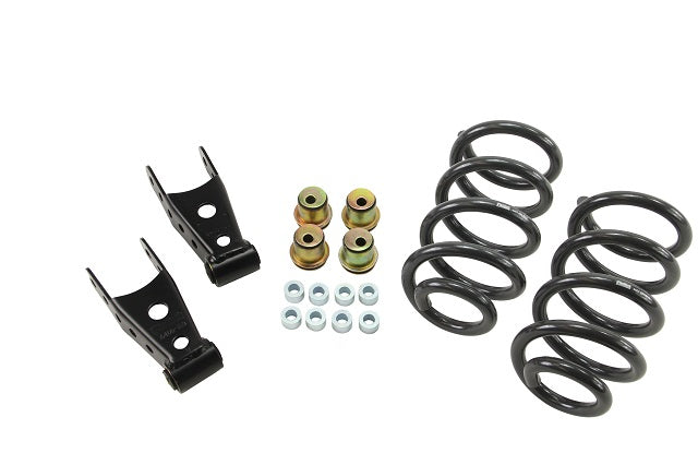 "Belltech - 14-15 Chevrolet Silverado/Sierra (Ext. & Crew Cab) 2wd 1"" or 2"" F/2"" or 3"" R Drop-Suspension-Deviate Dezigns (DV8DZ9)"