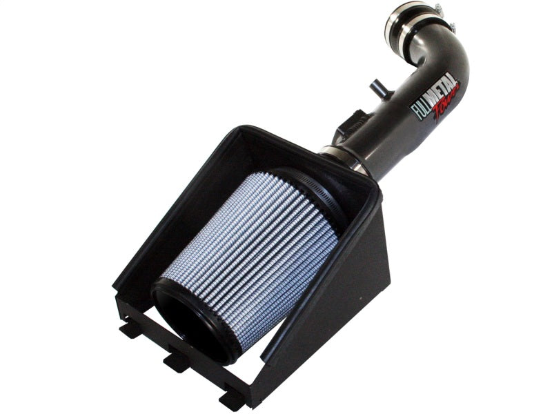 aFe FULL METAL Power Intakes Stage-2 PDS AIS PDS; Ford Ranger 04-11 V6-4.0L-Cold Air Intakes-Deviate Dezigns (DV8DZ9)