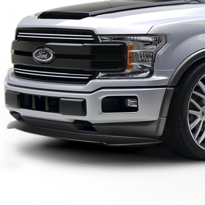 Air Design Front Lower Valance And Splitter F 150 2018 Deviate Dezigns