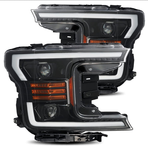 ALPHAREX - PRO | Jet Black | F-150 | 18-20-Lighting-Deviate Dezigns (DV8DZ9)
