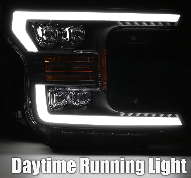 ALPHAREX - NOVA | Chrome | F-150 | 18-20-Lighting-Deviate Dezigns (DV8DZ9)