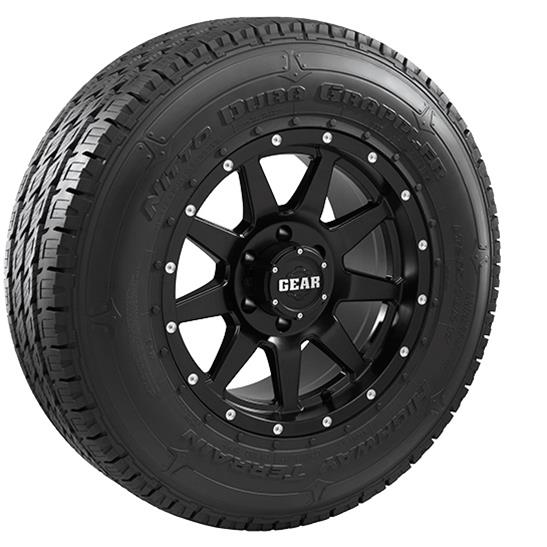 NITTO - Dura Grappler | Highway Terrain LT Tire-TIRES-Deviate Dezigns (DV8DZ9)