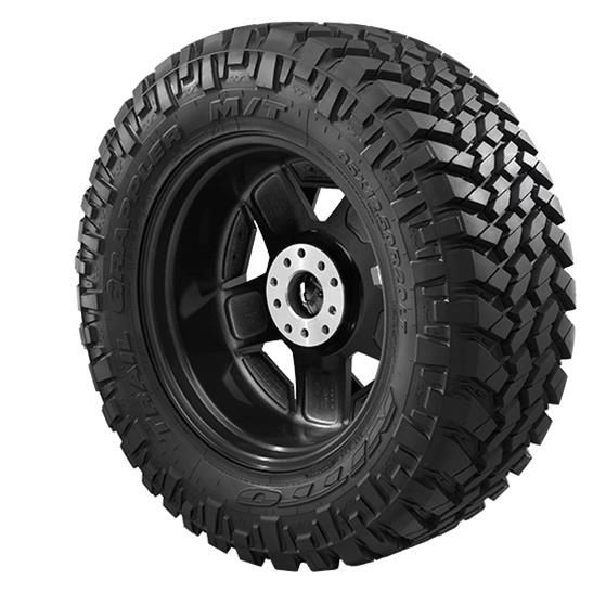 NITTO - Trail Grappler M/T | Mud Terrain LT Tire-TIRES-Deviate Dezigns (DV8DZ9)