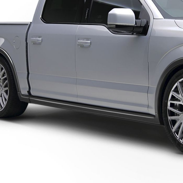 AIR DESIGN - Passenger Side Skirt | F-150 2018+-Exterior-Deviate Dezigns (DV8DZ9)